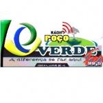 Logo da emissora Rádio Poço Verde 99.5 FM