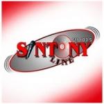 Logo da emissora Rádio Sintony Line 103.5 FM