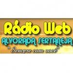 Logo da emissora Web Rádio Alvorada Sertaneja