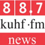 Logo da emissora KUHF HD 2 NPR 88.7 FM