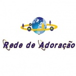 Logo da emissora Rede de Adora��o Brasil