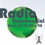 Logo da emissora Rádio Transmundial anos 60 70 80 e 90