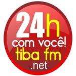 Logo da emissora Tiba FM