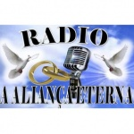 Logo da emissora Rádio A Aliança Eterna