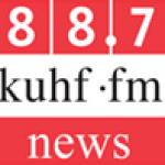 Logo da emissora KUHF HD 3 NPR 88.7 FM