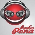 Logo da emissora Rádio Pona
