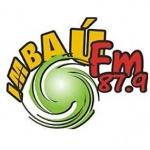 Logo da emissora Rádio Imbaú 87.9 FM