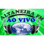 Logo da emissora Rádio Altaneira 104.9 FM