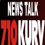 Logo da emissora KURV 710 AM