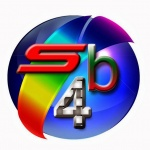 Logo da emissora Sb4