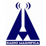 Logo da emissora R�dio Magnifica