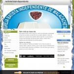 Logo da emissora Web Rádio Batista Independente