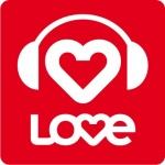 Logo da emissora Web R�dio Love Hits