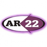 Logo da emissora Web R�dio AR22 Hits