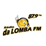 Logo da emissora R�dio da Lomba 87.9 FM