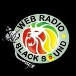 Logo da emissora R�dio Web Black Sound