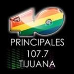 Logo da emissora XHRST 107.7 FM 40 Principales
