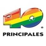 Logo da emissora XECN 1080 AM 40 Principales