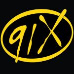 Logo da emissora XETRA 91.1FM 91X