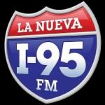 Logo da emissora Radio WRMA 95.7 FM