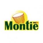Logo da emissora Montie 100.1 FM