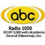 Logo da emissora R�dio ABC 1050 AM