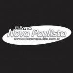 Logo da emissora Rádio Nova Paulista