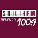 Logo da emissora WXJZ 100.9 FM