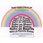 Logo da emissora Radio Safina 92.6 FM