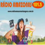 Logo da emissora Rádio Amazonas Tangará