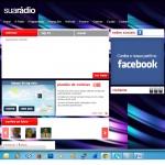 Logo da emissora Tabocas FM