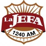 Logo da emissora Radio La Jefa 1240 AM