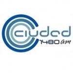 Logo da emissora Radio Ciudad 1480 AM
