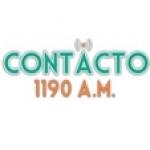 Logo da emissora Radio Contacto 1190 AM