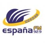 Logo da emissora Radio Espana 92.9 FM