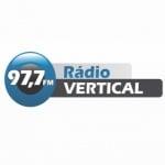 Logo da emissora Rádio Vertical 97.7 FM