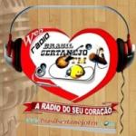 Logo da emissora Rádio Brasil Sertanejo FM