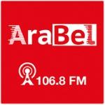 Logo da emissora AraBel 106.8 FM