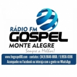 Logo da emissora Radio FM Gospel