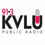 Logo da emissora KVLU 91.3 FM