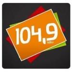 Logo da emissora Rádio Norte 104.9 FM