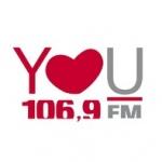 Logo da emissora You 106.9 FM