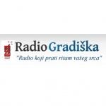 Logo da emissora Radio Gradiska 93.9 FM