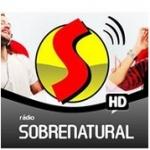 Logo da emissora Rádio Sobrenatural