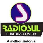 Logo da emissora Rádio Sul Curitiba