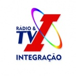 Logo da emissora Rádio Integração 99.9 FM