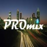 Logo da emissora Rádio Pro Mix