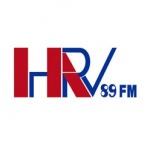 Logo da emissora HRV Hrvatski Radio Valpovstina 89 FM