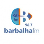 Logo da emissora Rádio Cariri 96.7 FM