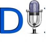 Logo da emissora Web Rádio Dimensão FM